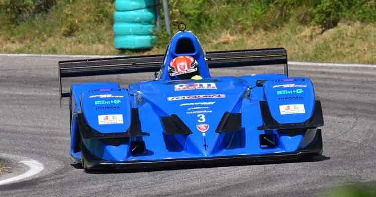 La Speed Motor allo Spino con quattro piloti