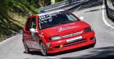 L'Asd X Car Motorsport al gran completo, per la quinta gara del Civm: la Coppa Paolino Teodori