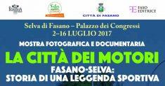 Mostra celebrativa per i 70 anni di storia e la 60ª edizione della Coppa Selva di Fasano