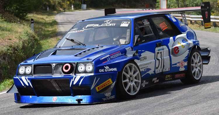 La Speed Motor impegnata con tre piloti alla 47ª edizione del Trofeo Vallecamonica