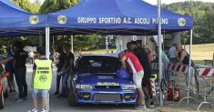 Sono 208 le vetture verificate alla 56ª edizione della Coppa Paolino Teodori