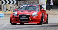 Cardone Motorsport in Vallecamonica con Antonio Cardone  e Giuseppe Cardetti