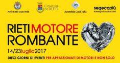 Rieti Motore Rombante: Dipingiamo una vettura