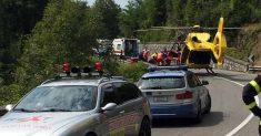 Sospeso il 47° Trofeo Vallecamonica  per un grave incidente che ha coinvolto due commissari