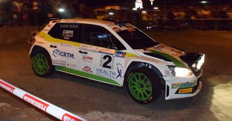 Vittoria di Riolo – Rappa su Skoda al 14° Rally del Tirreno