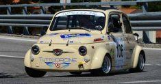 Michele Bertelli e la 5 Speed campioni italiani classe TC 700 del 2° raggruppamento alla Limabetone