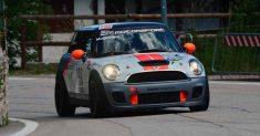 E' Elite Motorsport la MINI di Valsecchi al Trofeo Fagioli