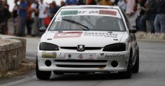 Gabry Driver al rush finale di Caltanissetta