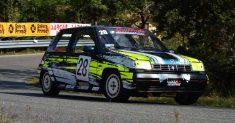 Giovanni Grasso e la Scuderia 5 Speed tricolori nella categoria J1-N2000 del 4° Raggruppamento del CIVSA