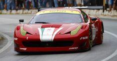 Lucio Peruggini conquista il suo secondo titolo italiano consecutivo in gruppo GT