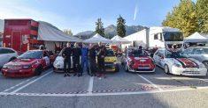 L'Asd X Car Motorsport chiude la stagione 2017 nelle cronoscalate positivamente con un titolo TIVM