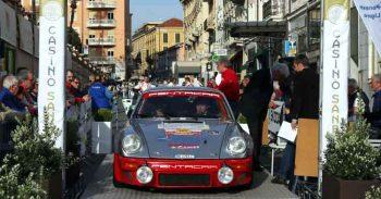 Da Zanche risponde presente al 1° Rally storico ACI Como