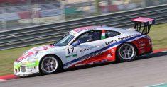 Ancora un doppio podio per Fulgenzi nel Porsche Festival