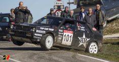 """Al Rally Due Valli Historic tutti contro """"Lucki"""""""
