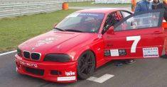 Bmw 318 Racing Series a Magione, Filippo Bencivenni amministra saggiamente il primato nella divisione B