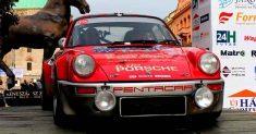 Da Zanche a effetti speciali su Porsche al Mecsek Rallye