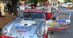 Da Zanche vince il Rally storico ACI Como nel nome di Oberti