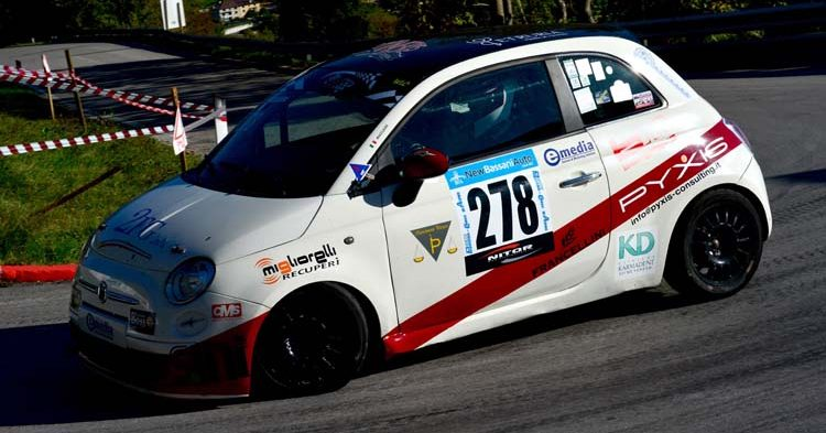 Weekend a due facce per la X Car Motorsport alla Pedavena – Croce d'Aune