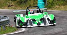 Giuseppe Vacca e la sua Pa2000 Honda pronti per la gara di casa: l'Alghero – Scala Piccada