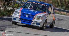 Nebrosport a due colori al 3° Tindari Rally