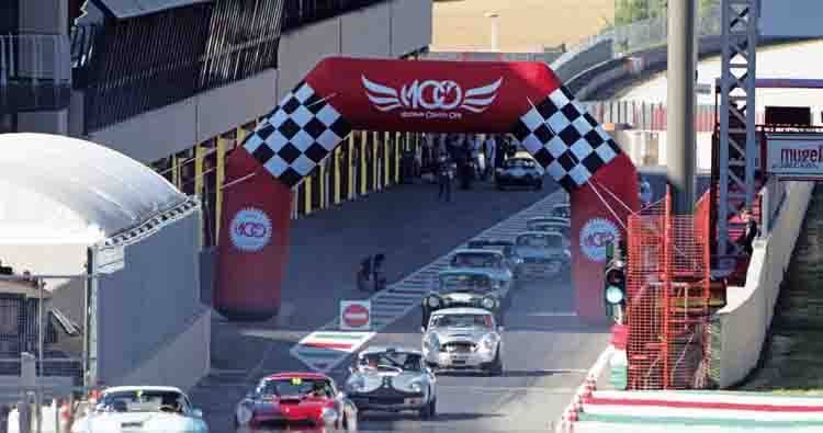 """La Modena Cento Ore è il """"Rally of the Year 2017"""""""