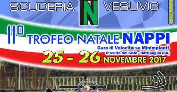 Scuderia Vesuvio, pronto l'11° Trofeo Nappi