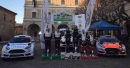 Si è concluso il Rally Balcone delle Marche secondo appuntamento del Challenge Raceday Rally Terra
