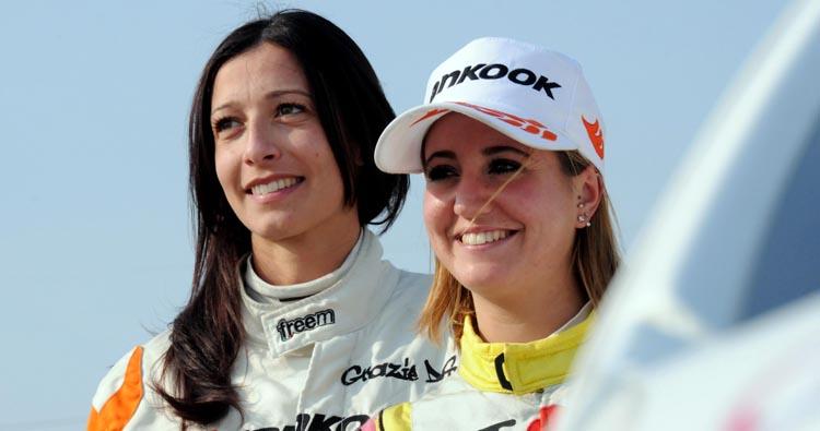 Rachele Somaschini e Alessandra Benedetti al debutto nel 2° Rally Circuit by Vedovati