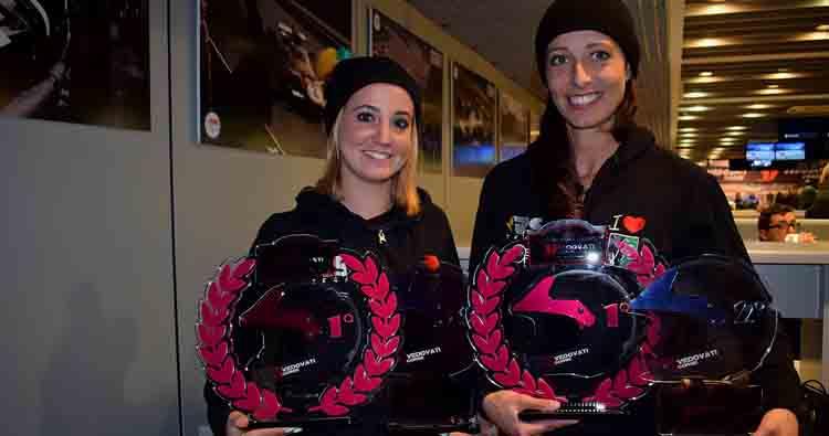 Esordio con podio per Rachele Somaschini e Alessandra Benedetti al 2° Rally Circuit by Vedovati Corse
