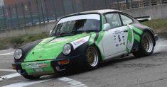 Historic Rally Valle del Sosio, la Island Motorsport c'è