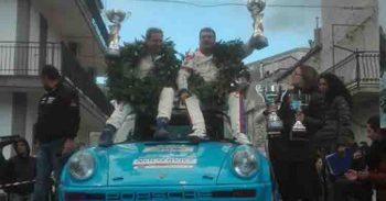 Historic Rally Valle del Sosio appannaggio della Island Motorsport