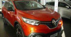 Renault: Ecco la Kadjar