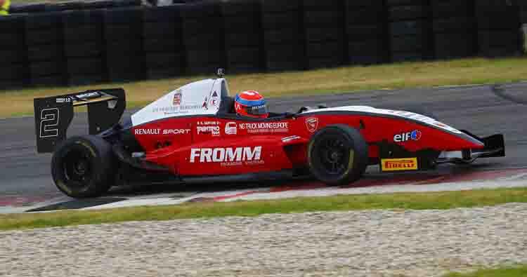 Karim Sartori si aggiudica il titolo nella Formula X Italian Series