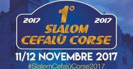 Al via la prima edizione dello Slalom Cefalù Corse