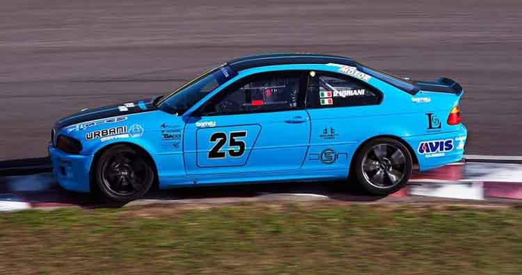 Ultimo appuntamento Bmw 318 Racing Series a Magione