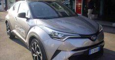 Toyota: Ecco la C-HR