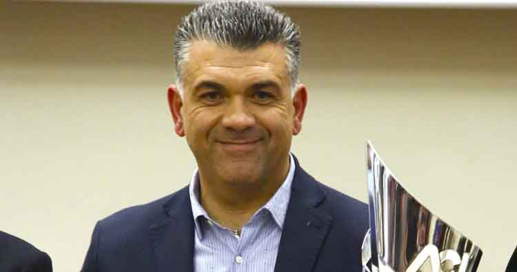 Domenico Cubeda premiato da ACI Sport come Campione Siciliano 2017