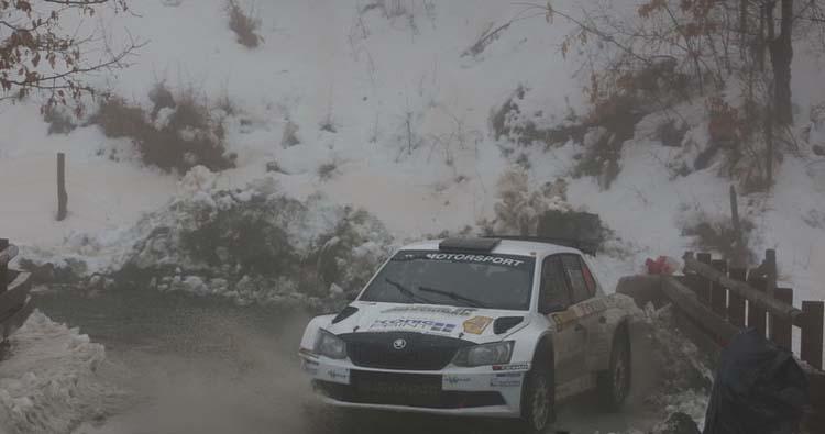 Successo di Marchioro-Marchetti nel penultimo appuntamento  del Challenge Raceday Rally Terra, al suo debutto con la Fabia R5.