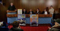 Presentato alla stampa l'8° Historic Rally Vallate Aretine