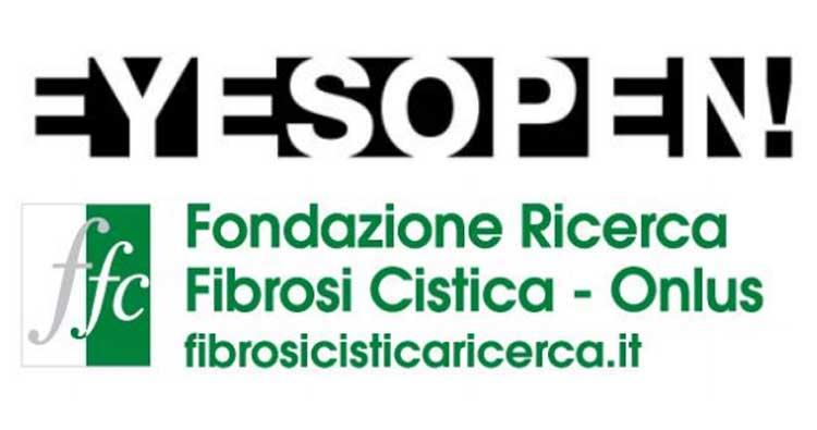 EYESOPEN! Magazine a sostegno della Fondazione Ricerca Fibrosi Cistica Onlus e di #CorrerePerUnRespiro
