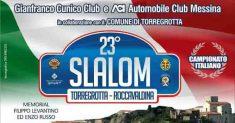 Avvio Tricolore in grande al 23° Slalom Torregrotta – Roccavaldina