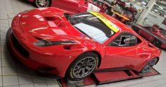 Esordio per Luca Gaetani con la nuova Ferrari 458 GT3 alla 27ª Salita del Costo