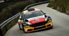 Tridente d'attacco per Plus Rally Accademy a Sanremo