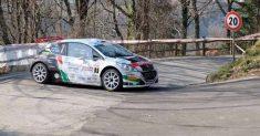 Pollara – Princiotto sulla Peugeot 208 T16 ufficiale pronti per il Sanremo