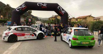 Scatta il Rally dei Nebrodi 8 prove e 64 verificati