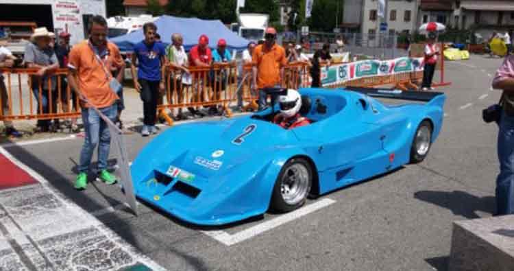 L'edizione 2018 dello Spino valevole anche per il Challenge Salita Piloti Autostoriche