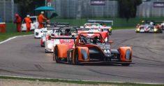 Il Team CMS Racing Cars al via del Campionato Master Tricolore Prototipi 2018