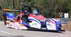 A causa di una toccata Simone Faggioli è solo terzo a Col St Pierre