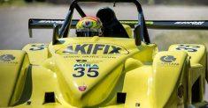 Monologo Speed motor nella gara delle vetture moderne alla 22esima Lago Montefiascone