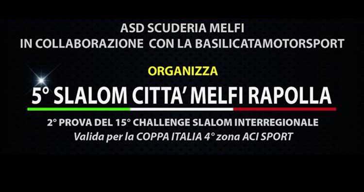 Torna lo Slalom sui tornanti tra Melfi e Rapolla con il 2° Memorial Gerardo Mossucca